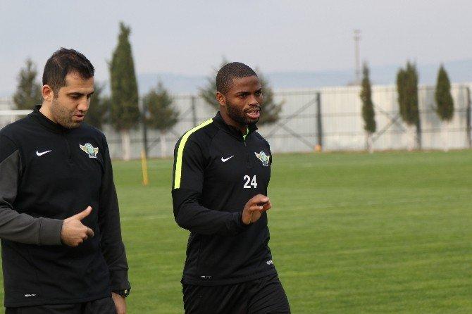 Akhisar Belediyespor'da, Eskişehirspor Maçı Hazırlıkları Başladı