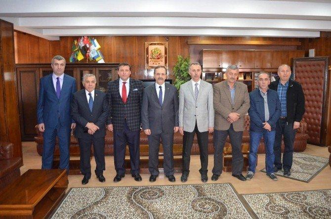 Taşova'dan Bafra'ya Ziyaret