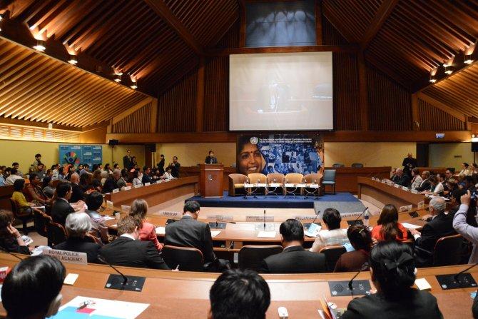 Tayland'da Dünya Kadınlar Günü Birleşmiş Milletler'de kutlandı
