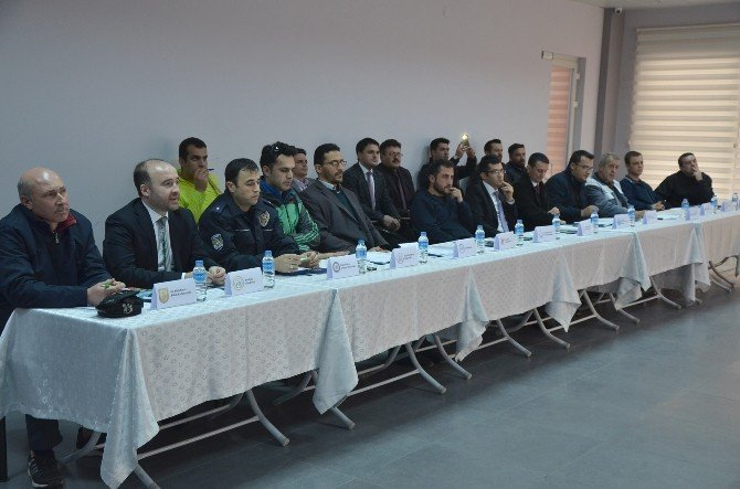Bozüyük Belediyesi Kurumlar Arası Voleybol Turnuvası Başlıyor