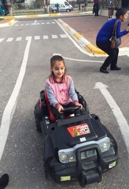 Kepez'de 6 Ayda 25 Bin Çocuğa Trafik Eğitimi