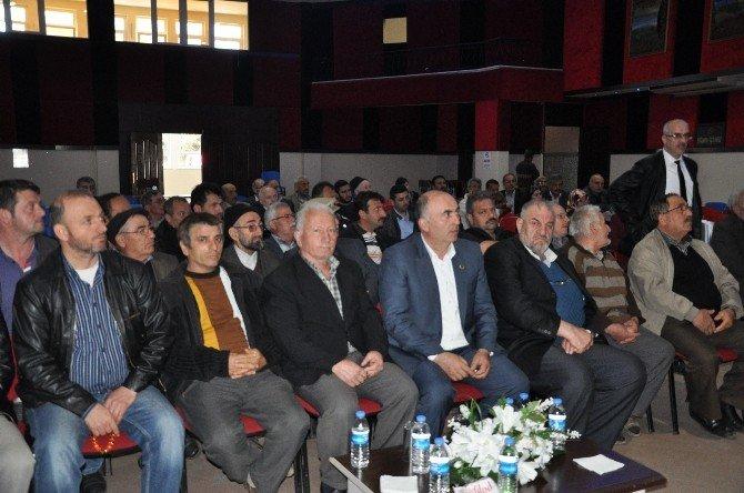 """Türkiye Meyve Üreticileri Birliği Başkanı Gülal: """"Fındık Konseyi Çiftçinin Kanını Emiyor"""""""