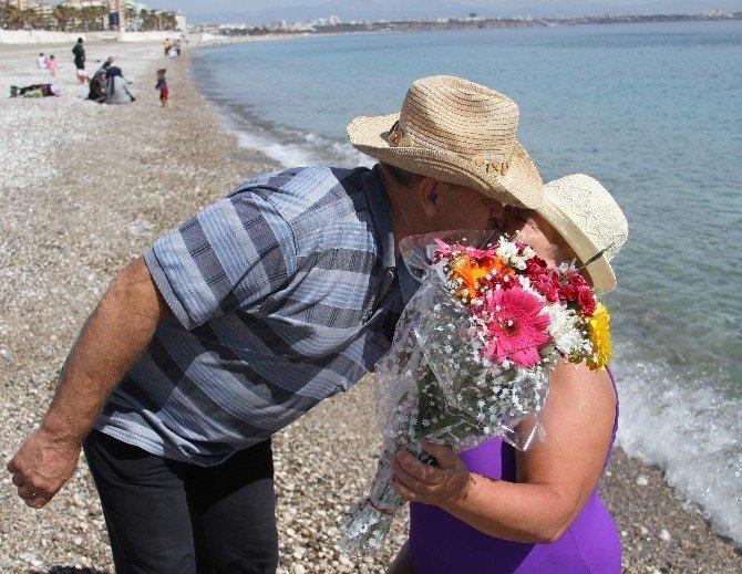 Rus Kocanın İlginç Kadınlar Günü Kutlaması