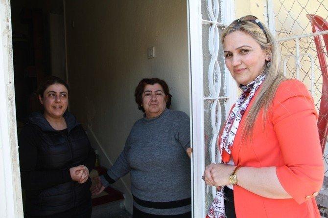Kadın Muhtar Herkesin Gönlünde Taht Kurdu