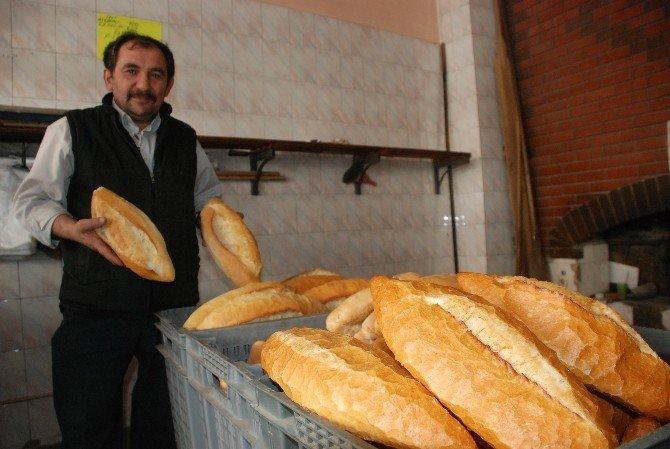 Zile'de Ekmek Fiyatları 50 Kuruşa Kadar Düştü
