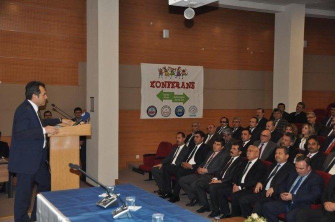 MEB Mesleki Ve Teknik Eğitim Genel Müdürü Osman Nuri Gülay Kayseri'yi Ziyaret Etti