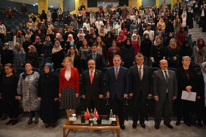SAÜ'de Dünya Kadınlar Günü Kutlandı