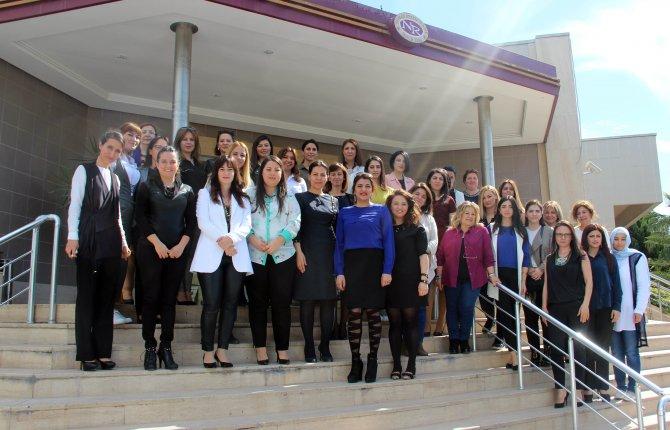 Sanayici kadınlar bir araya geldi