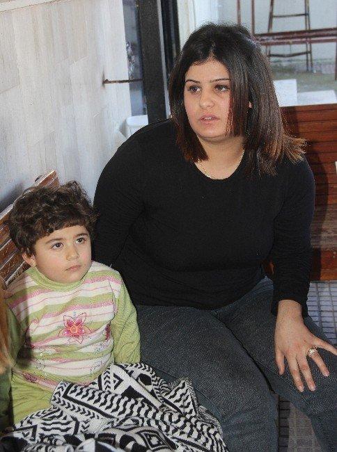 Kaybolan Suriyeli Minik Ayşe'ye Hamile Kadın Sahip Çıktı