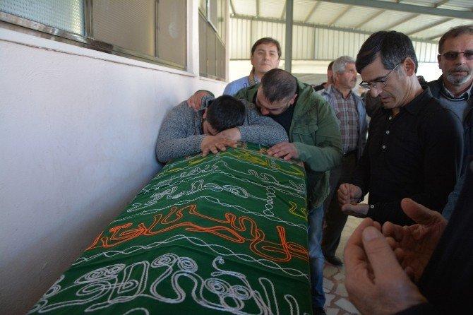 Afganistan'da Öldürülen İşadamı Samsun'da Defnedildi