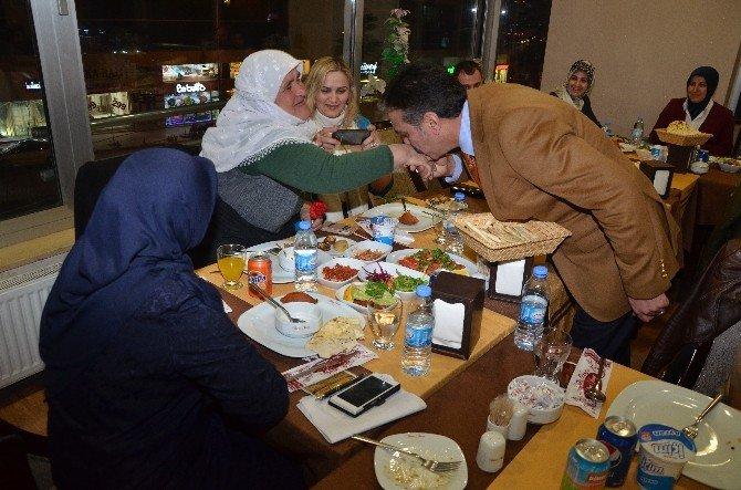 Van'da Kadınlar Günü Etkinliği