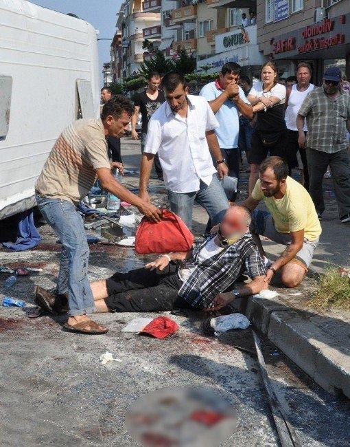 İki Turistin Öldüğü Kazada Sürücüye Altı Yıl Ceza