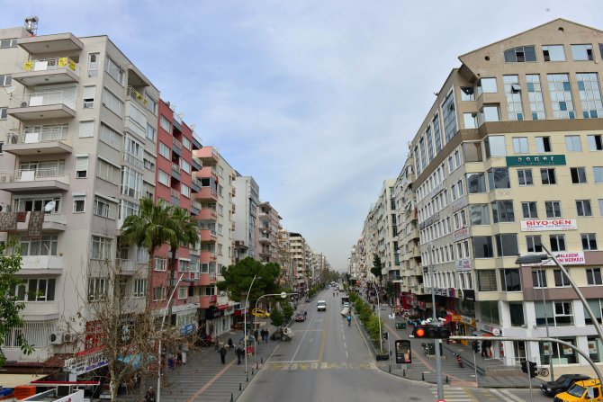 Güllük'teki binalar Akdeniz renklerine boyanacak
