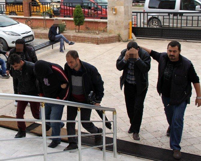 Didim'deki Göçmen Faciasında 5 Gözaltı