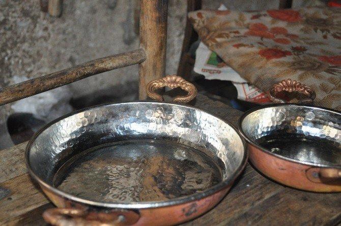 Sungurlu'da Son Kalaycı Teknoloji'ye Direniyor