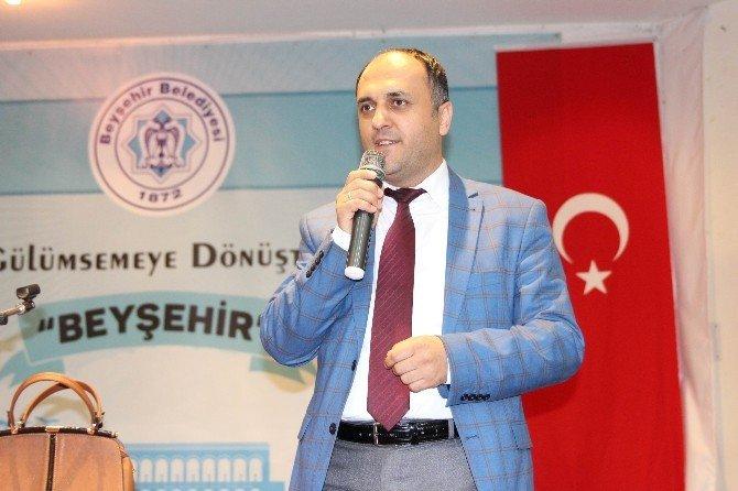 """Beyşehir'de """"Dünden Bugüne Kadının Konumu"""" Konulu Konferans"""