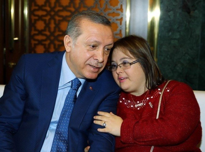 Çaycumalı Elvan Cumhurbaşkanı İle Bir Araya Geldi