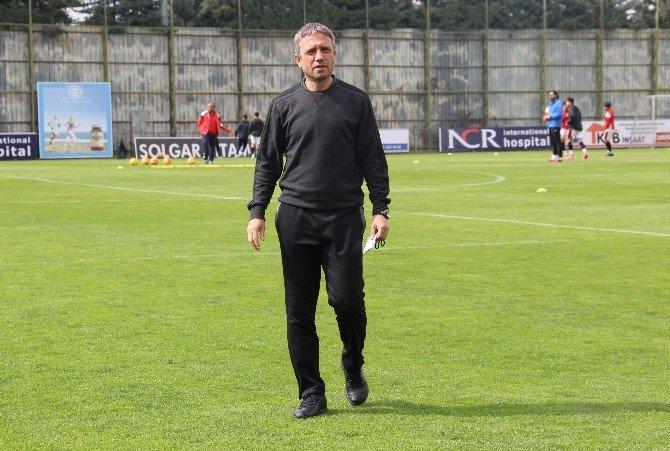 """Mutlu Topçu: """"Önemli Olan Gaziantepspor'dur"""""""