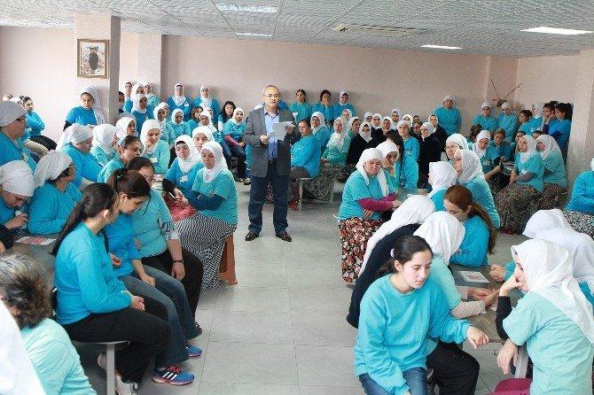 Kadın Meclisi Kadın İşçilerle Buluştu