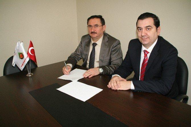 Devrek'te TSO İle Garanti Bankası Arasında Protokol İmzalandı