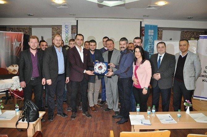 DTSO'da E-ticaret Konferansı Gerçekleştirildi