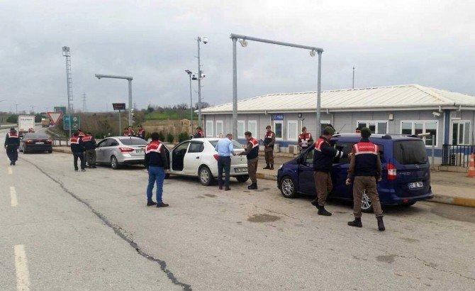 Edirne Jandarmasından Huzur Operasyonu