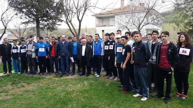 Edirne'de Okullararası Oryantiring Gençler İl Birincileri Belli Oldu
