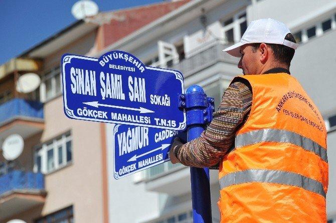 Sinan Şamil Sam'ın Adı Büyüdüğü Sokakta Yaşayacak
