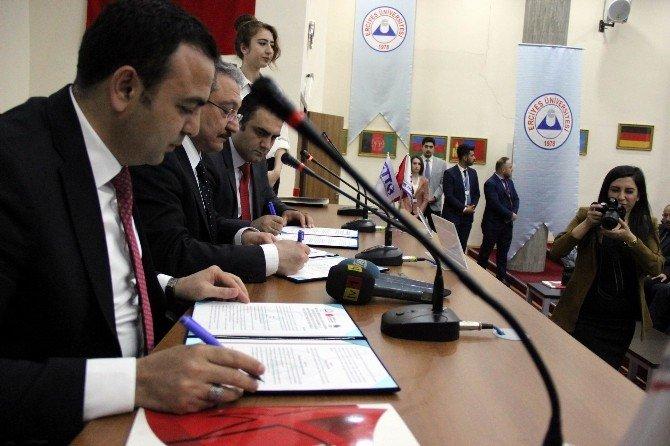 ERÜ, Oran Ve Teknopark Arasında 'Girişimcilik Ve Uygulamalı Proje Eğitimleri' İşbirliği İmzalandı