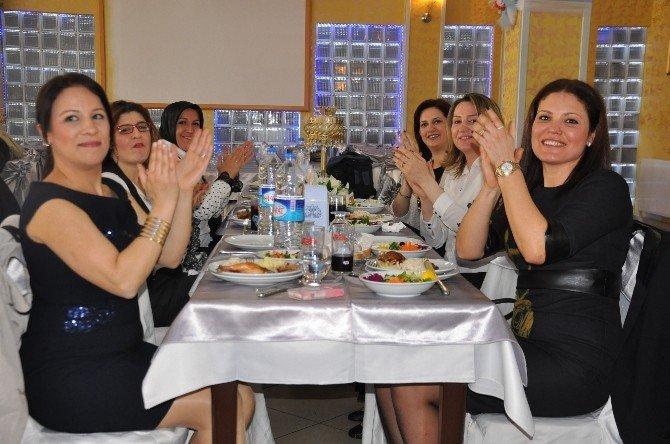 Gazi'nin Kadınları Gönüllerince Eğlendi