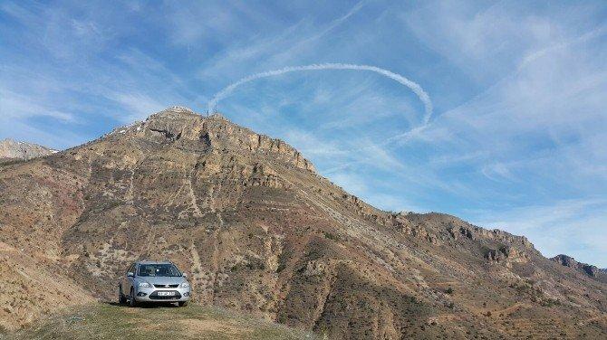 Uçak Havada Spin Atarsa