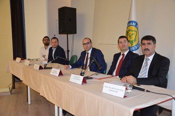 Harran Üniversitesinde Kariyer Planlama Konferansı