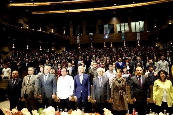 Gaziantep'te Mehmet Akif Ersoy Anlatıldı