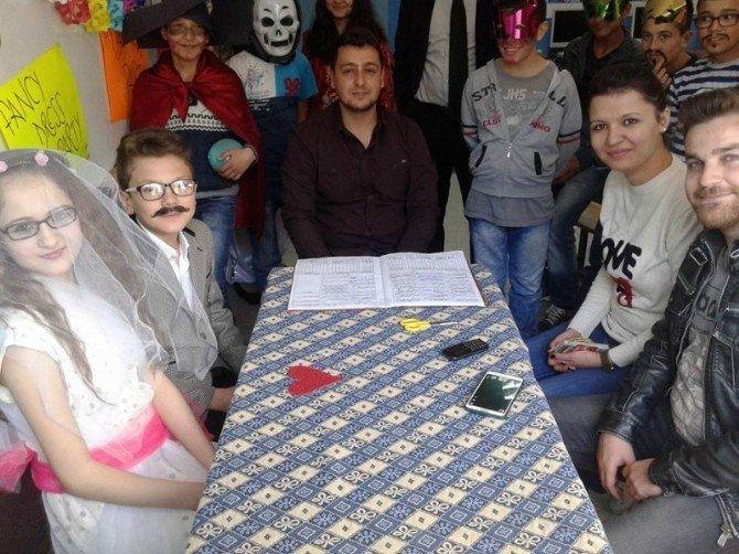 Okulda 'Eğlence Bahane, Öğrenme Şahane' Etkinliği