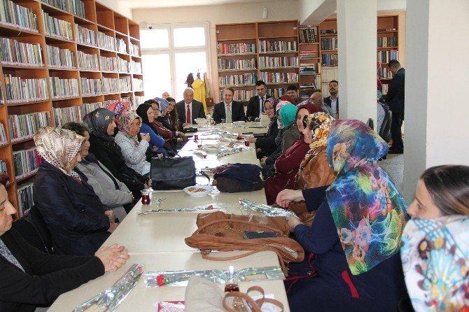 İncesu'da Kadınları Günü Kutlaması