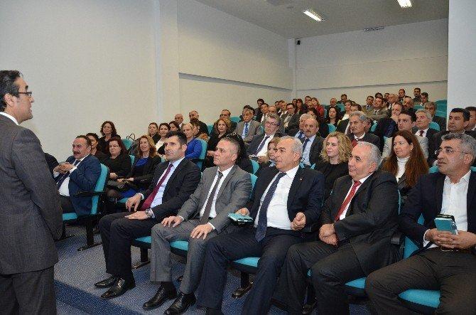 73 Okulun Müdürü Akademik Başarı İçin Buluştu