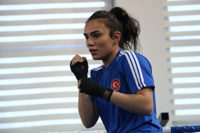 Kadın Boksörler Samsun'da Bir İlke İmza Atmak İstiyor
