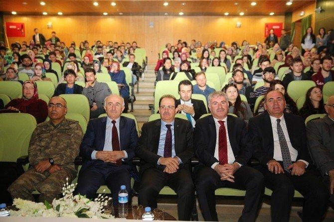 Bayburt Üniversitesinden 8 Mart Kadınlar Günü Programı Düzenledi