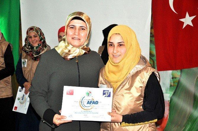 8 Mart Dünya Kadınlar Gününde Mülteci Kadınlarda Hüzün Vardı.