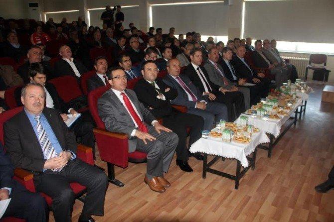 Taşköprü'de Sarımsak Paneli Düzenlendi
