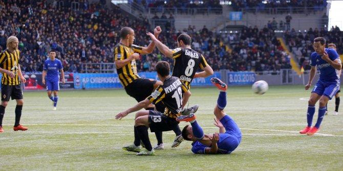 """Kazakistan Süper Kupası'nı """"Kayrat"""" kazandı"""