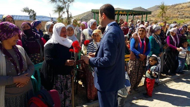 Tut Akçatepe Köyü Ortaokulu'nda Kermes Etkinliği