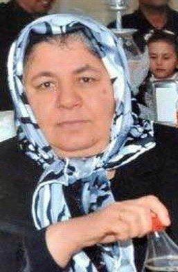 Roketli Saldırıda Hayatını Kaybeden Sıdıka Mavzer Gözyaşlarıyla Toprağa Verildi