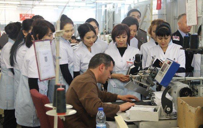 Kırgızistan Silahlı Kuvvetleri Dikimevi Personeline Eğitim