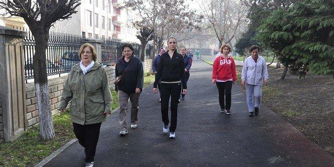Sağlıklı Gelecek İçin Yürüyüş
