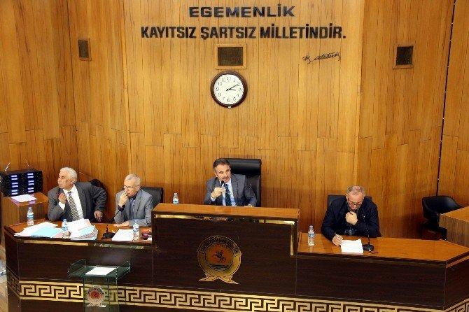Komisyondan Bütün Maddelere Oy Birliği İle Kabul