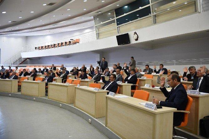 Büyükşehir Meclisi Mart Ayı Toplantısı Başladı