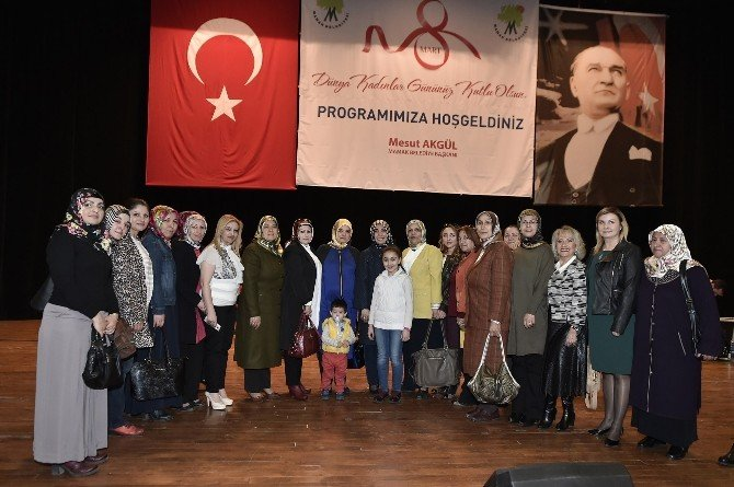 Mamak Belediyesi'nden Dünya Kadınlar Günü'ne Özel Program