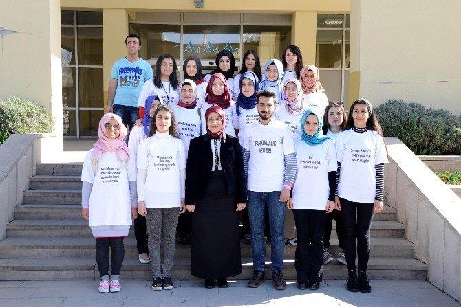 Başkan Toru, Öğrencilerle Bir Araya Geldi