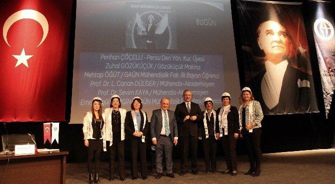 Kadın Mühendisler 8 Mart Kadınlar Gününü Kutladı